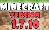 Minecraft 1.7.10 Official Download