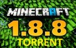Minecraft 1.8.8 Full Cracked Download Torrent