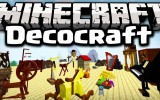 Minecraft DecoCraft Mod 1.12.2/1.11.2 Download