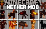 Nether Core Mod 1.10.2/1.8.9 Download