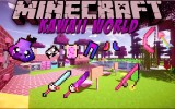 Kawaii World Resource Pack 1.12.2/1.11.2 Download