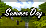 RangerCraft Summer Day Resource Pack 1.12.2/1.11.2 Download
