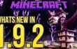 Minecraft 1.9.2 Official Download