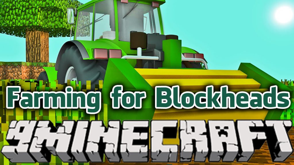 Farming for Blockheads Mod 1.14.4/1.12.2 Download