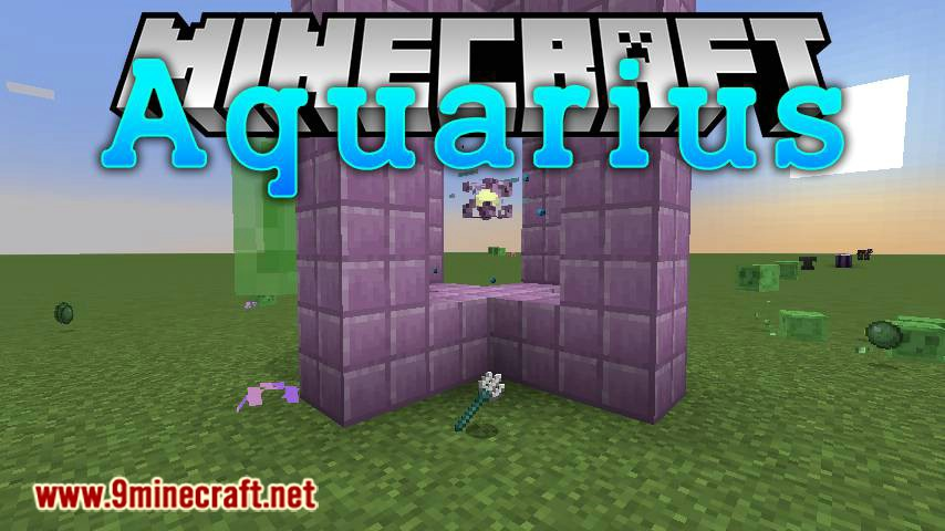 Aquarius Mod 1.15/1.14.4 Download