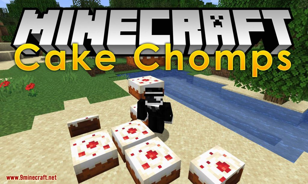 Cake Chomps Mod 1.15/1.14.4 Download