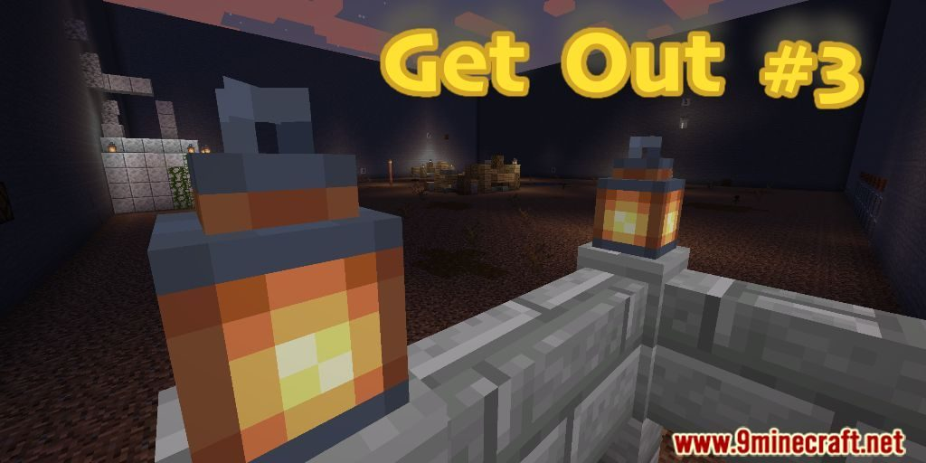 Get Out 3 Map 1.14.4 for Minecraft Download