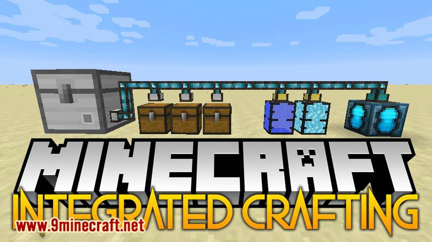 Integrated Crafting Mod 1.12.2