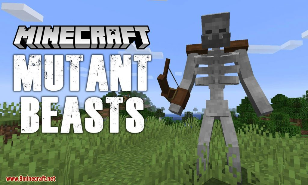 Mutant Beasts Mod 1.14.4 Download