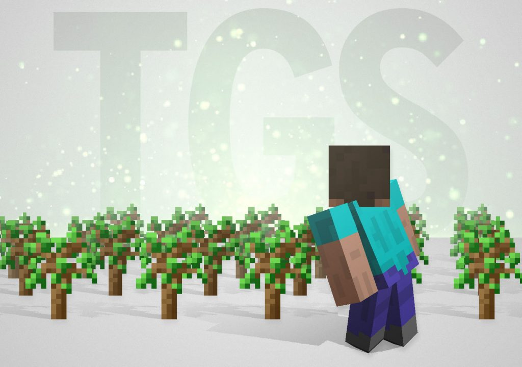 Tree Growing Simulator Mod 1.14.4/1.12.2 Download