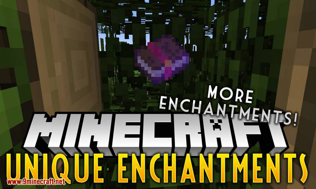 Unique Enchantments Mod 1.12.2 Download