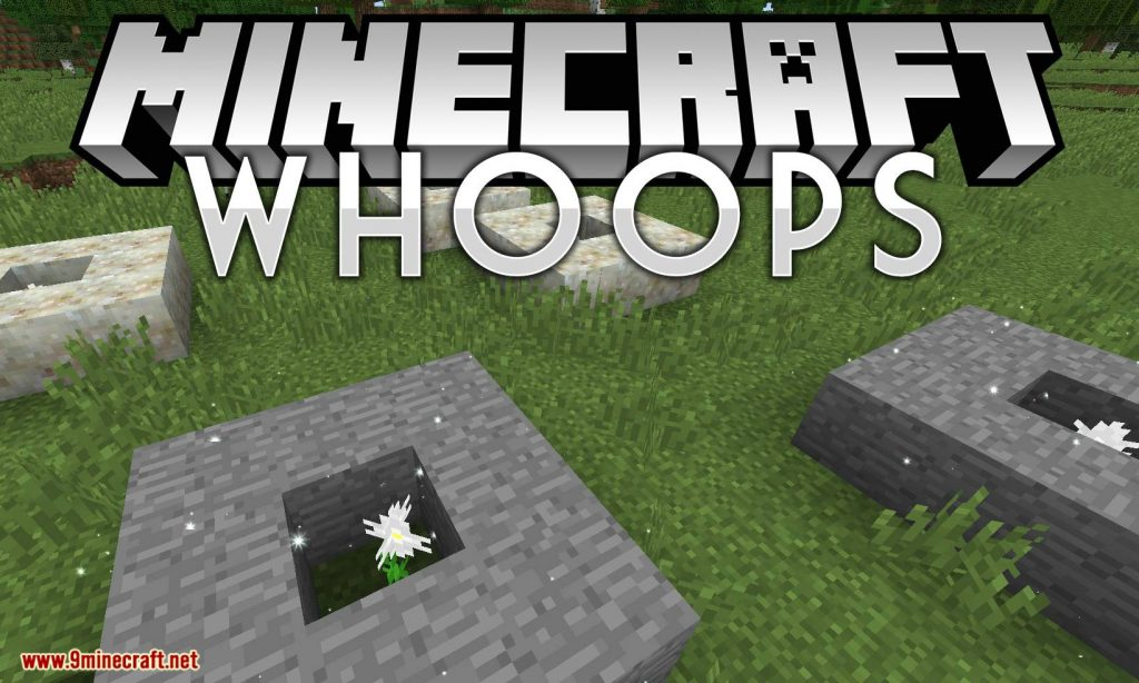 Whoops Mod 1.12.2 Download