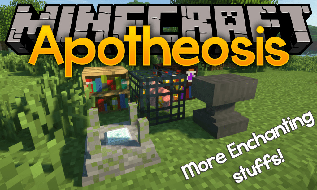 Apotheosis Mod 1.15.1/1.14.4 Download