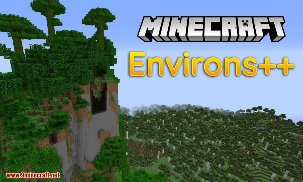 Environs++ Mod 1.12.2 Download