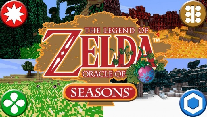 Oracle of Seasons Resource Pack 1.12.2/1.11.2 Download