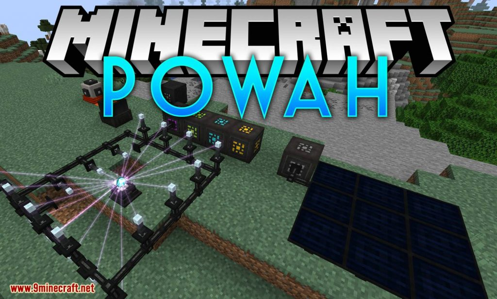Powah Mod 1.14.4 Download