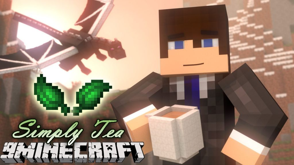 Simply Tea Mod 1.15.1/1.14.4  Download