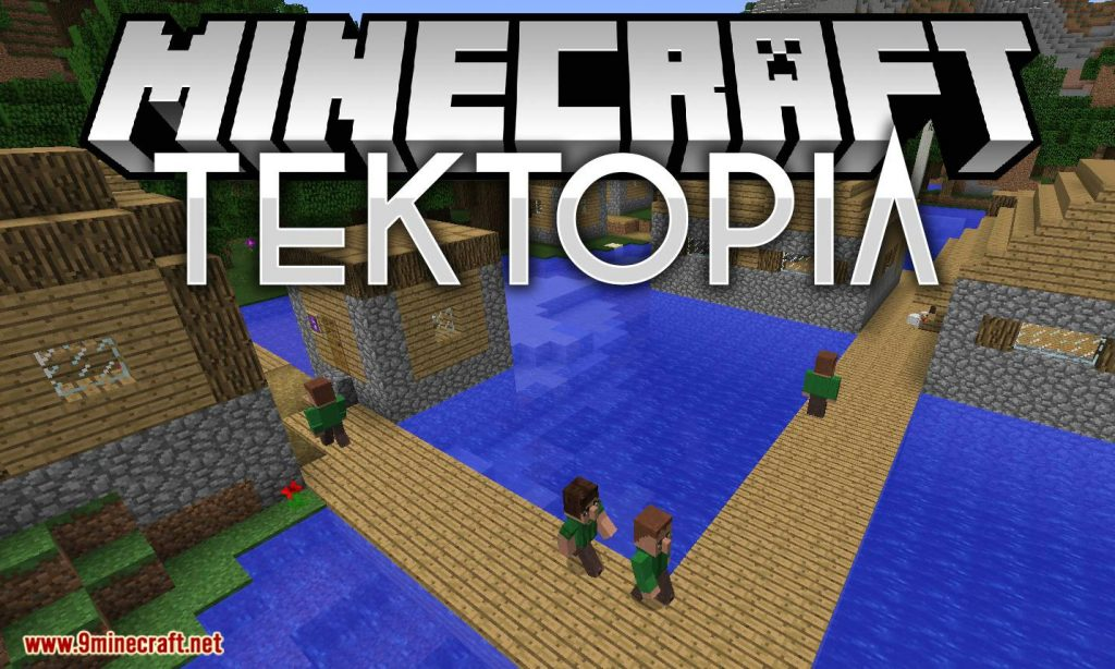 TekTopia Mod 1.12.2 Download